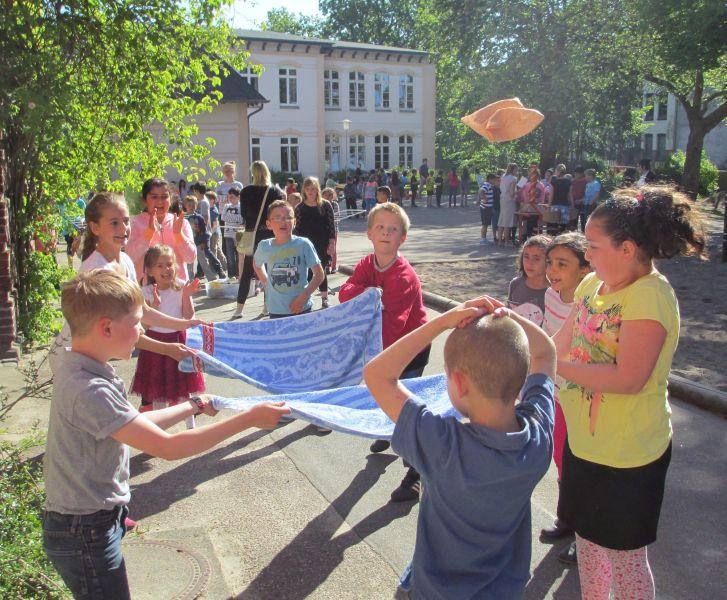 Sommerfest Schule